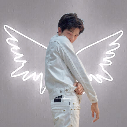 ~Angel😍♥️ . . #myedit#kimnamjoon #namjoon#rapmonster #rapmon#rm#cute#oppa#dimples #white#angel#wings#madewithpicsart #bts#bangtan #bangtanboys #bangtansonyeondan #beyondthescene #btsarmy  . . #miniTfam♥️#fozirshifam 🖤
