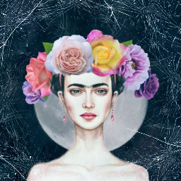 freetoedit remix remixit colorful picsart srcfridaflowercrown
