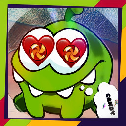 ecomnomadventure omnomadventure art candy cartoon freetoedit