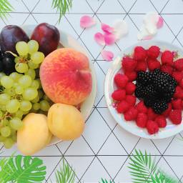 freetoedit summertime fruits