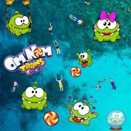 ecomnomadventure omnomadventure freetoedit cartoon