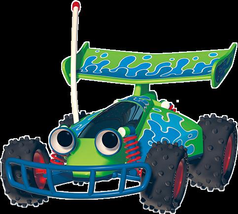toystory rc toy rc car car cartoon disney toy story ...