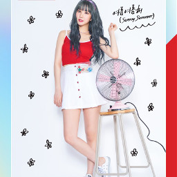 여자친구 gfriend summer_mini_album sunny_summer eunha