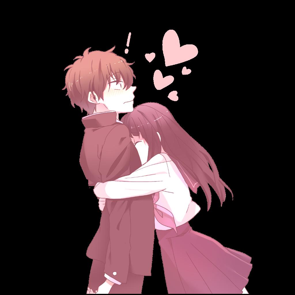 Manga Anime Romance Comics: Anime Love💝 😱Anime Couple😱 Animecouple Animehug A