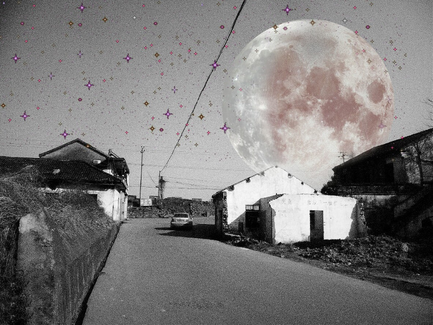 #freetoedit #moon #star #night