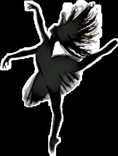 silhouetteremix balletdancer tutudress sketcheffect freetoedit