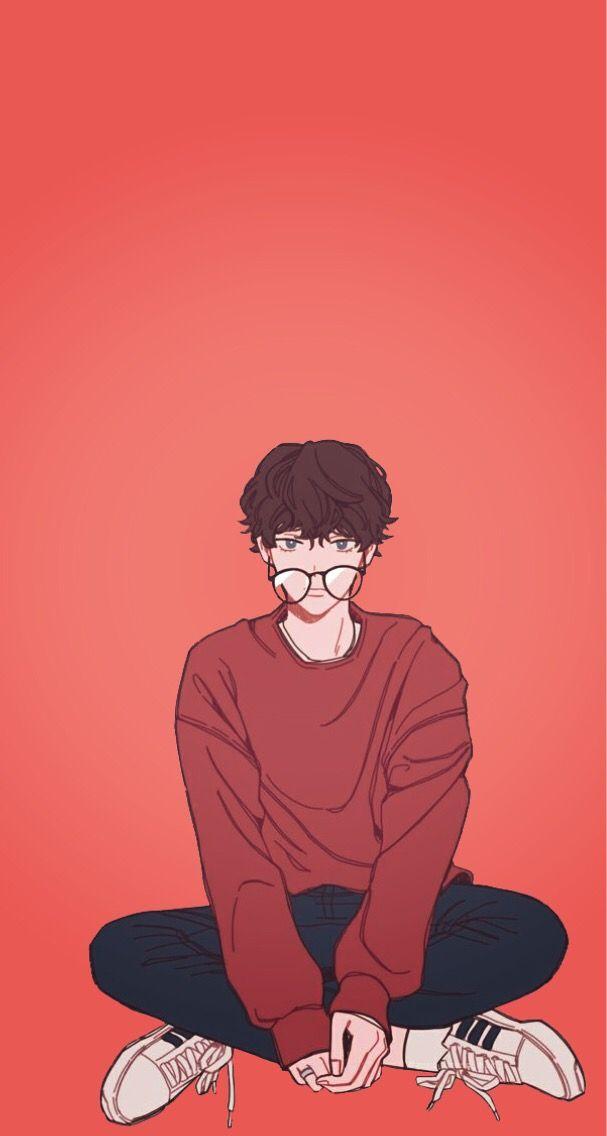 Boy Animeboy Anime Animewallpaper Iphonewallpaper Wallp
