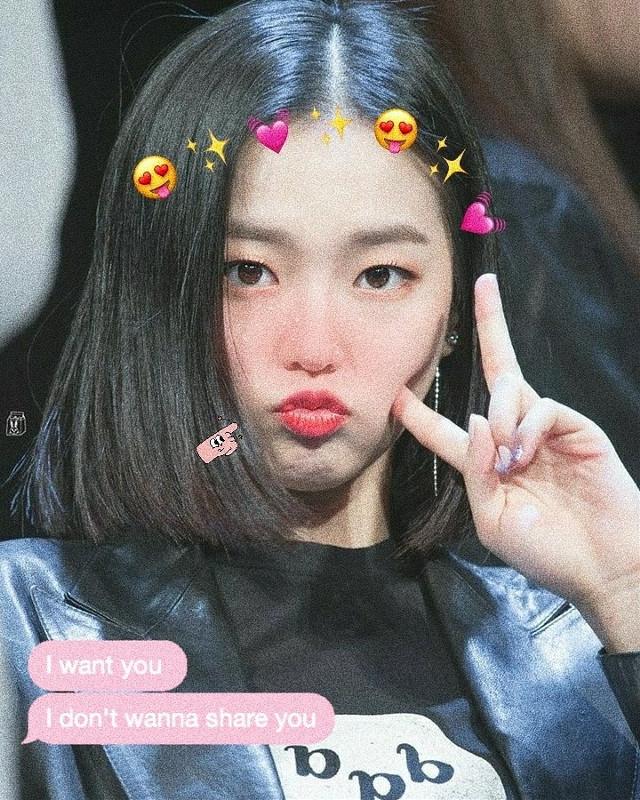 Yeeun ❣️  #freetoedit #clc #yeeun #icon