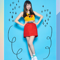 여자친구 gfriend summer_mini_album sunny_summer yerin