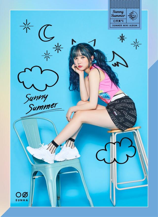 #여자친구 #GFRIEND #Summer_Mini_Album #Sunny_Summer  #여름여름해 2018. 07. 19. 6PM