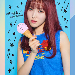 여자친구 gfriend summer_mini_album sunny_summer yuju