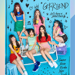 여자친구 gfriend summer_mini_album sunny_summer 여름여름해