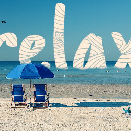 freetoedit beach relax quote summer ecquote