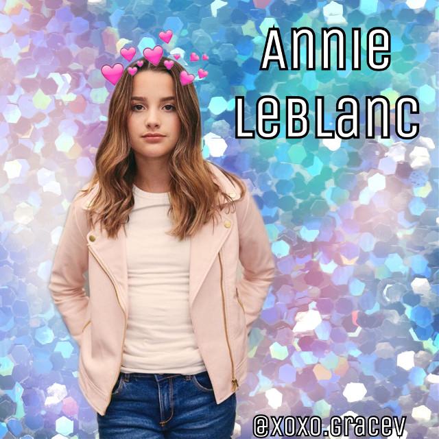 #annieleblanc