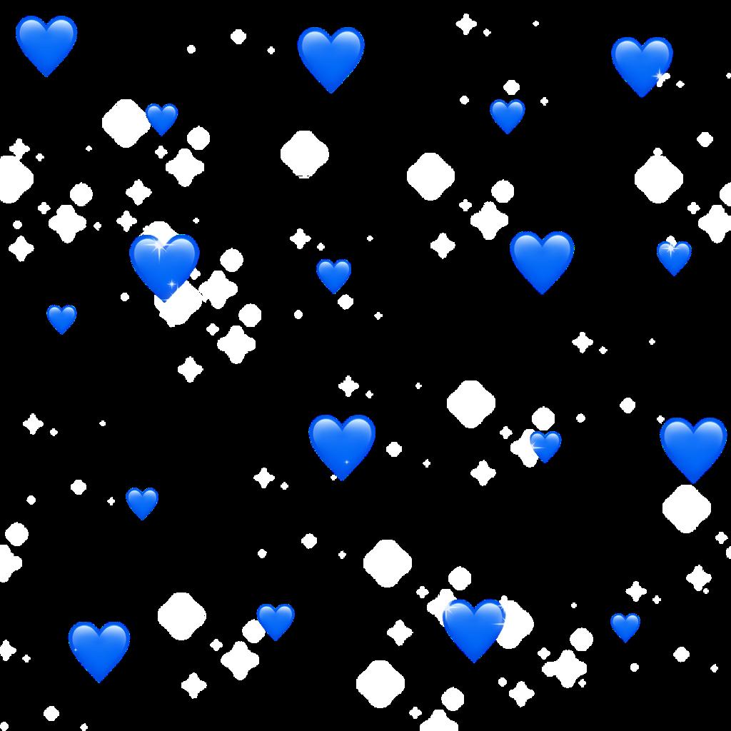 Transparent Art Sticker Aesthetics Image Blue Gonzagasports
