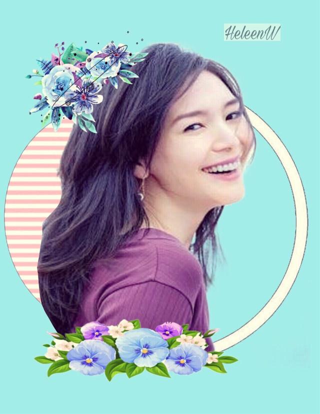 My beautiful friend Pen @penwing #lady #girl #woman #kpop #colored #interesting #smile #goodlooking #madewithpicsart #myedit #myart #mystyle #madewithpicsart #freetoedit