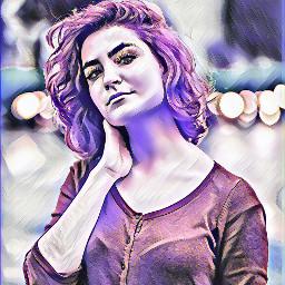 remix beautiful lila freetoedit