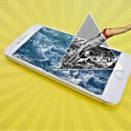 freetoedit splash tuffo iphone myriam70