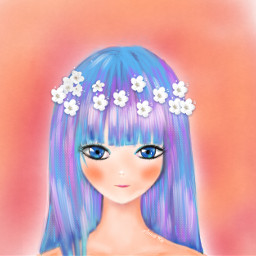 freetoedit mydrawing drawing anime newbrushes