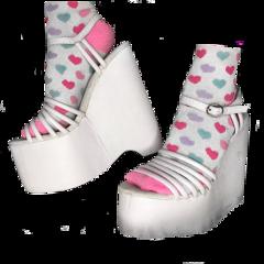 shoes 90s 80s retro socks freetoedit
