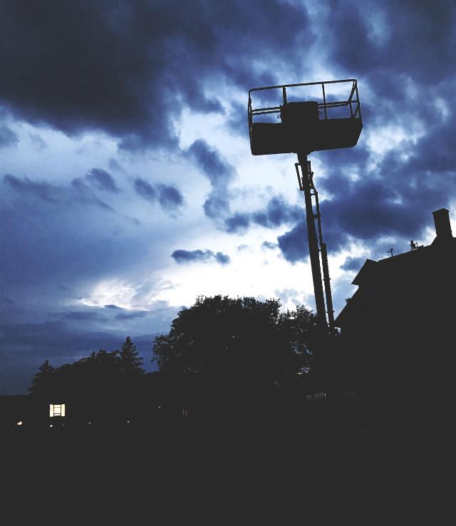 #Dark #sky #Nature #dramaeffect #nature #smith #summernights #freetoedit