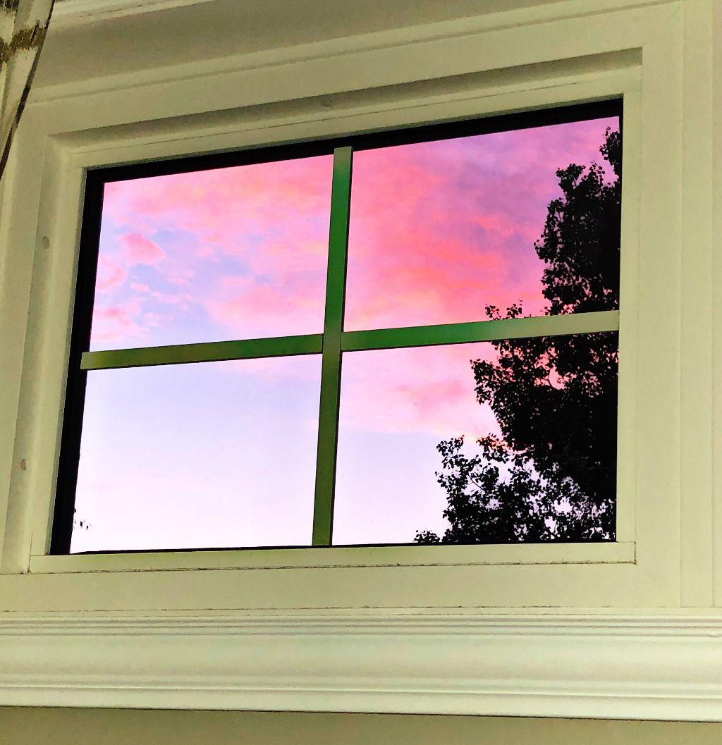 #pink #beautiful #sky