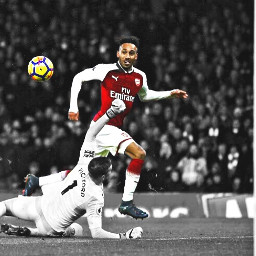 freetoedit remixit auba aubameyang arsenal