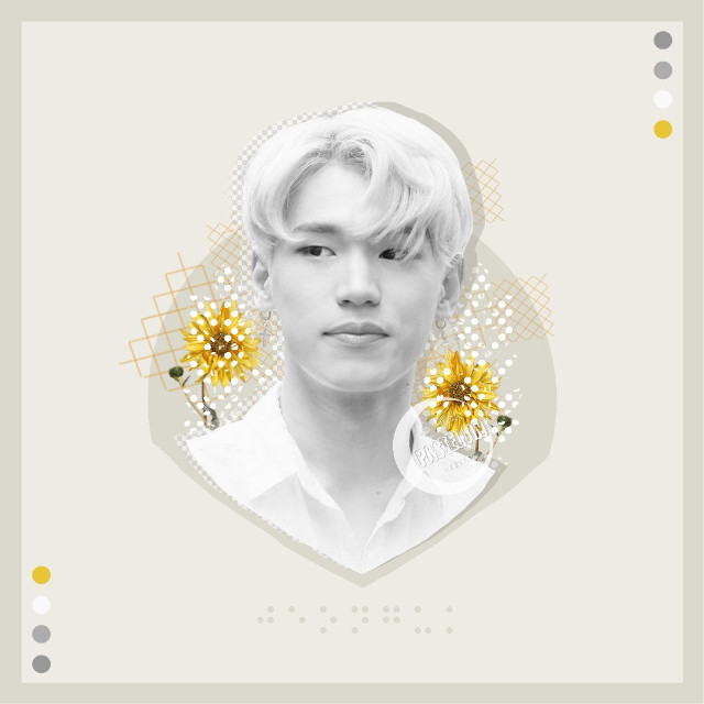 ─🌻💛 • R E Q U E S T S  M I S S I O N •  Go support 24K they deserve so much more! > watch an MV and prove it to me! > after proving you'll be able to request an             • icon • watermark • edit • whatever!!  [I'm trying to help underrated groups, pls help me!]  Jeonguk edit for @itis_dora ♡ I hope you like it~!!💕🌸  • C R E D I T S • [♂️] Jeonguk sticker: myself [🌻] Flowers: Google Images [⚂] Dots: Google Images [⌨] Text: Phonto  • T A G S • #kimjeonguk #jeonguk #24k #24kjeonguk #kpop  #kpopedit #interesting #pastel #aesthetic #sun