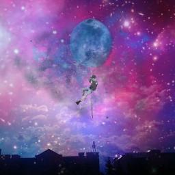 freetoedit space galaxy love