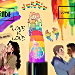 colormeproud pride equallove lovewins bisexual freetoedit
