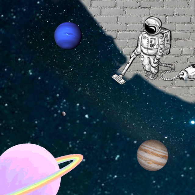 #freetoedit #spaceart #planets