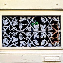 pcdoorknob doorknob neworleans louisiana metal screen