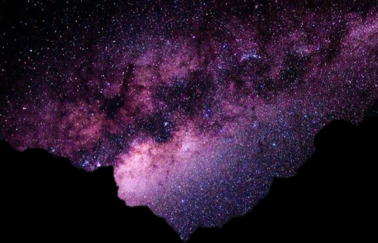 #galaxy #night #stars