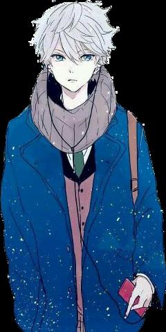anime animeboy boy cuteanimeboy cuteanimeboysticker freetoedit