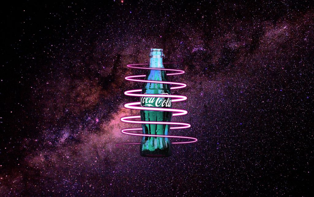 #freetoedit #remixit best coke cola in the galaxy