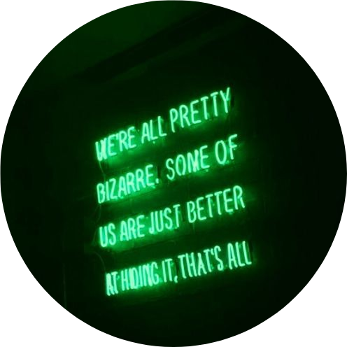 tumblr aesthetic black light quotes quote