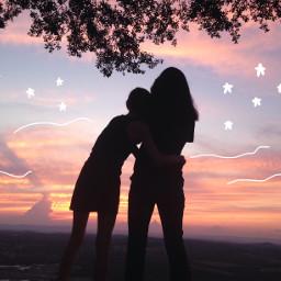 freetoedit sky sunset interesting shadow nature beatiful friends remix remixit bts night space summer party view l4l f4f music japan