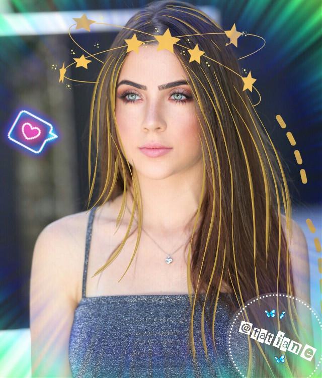 #freetoedit #girl #tumblrgirl #myedit #outline #cute#people #ligth #longhair #star #love #heart #madewithpicsart