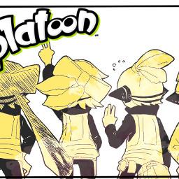 freetoedit splatoon splatoon2 agents 1