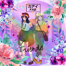 freetoedit friends fab citygirls
