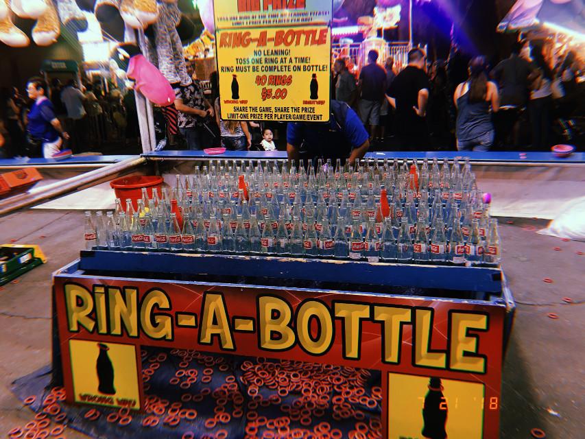 "Lifes ""fair"" sometimes :) #freetoedit #fair #vintage #carnival #california"