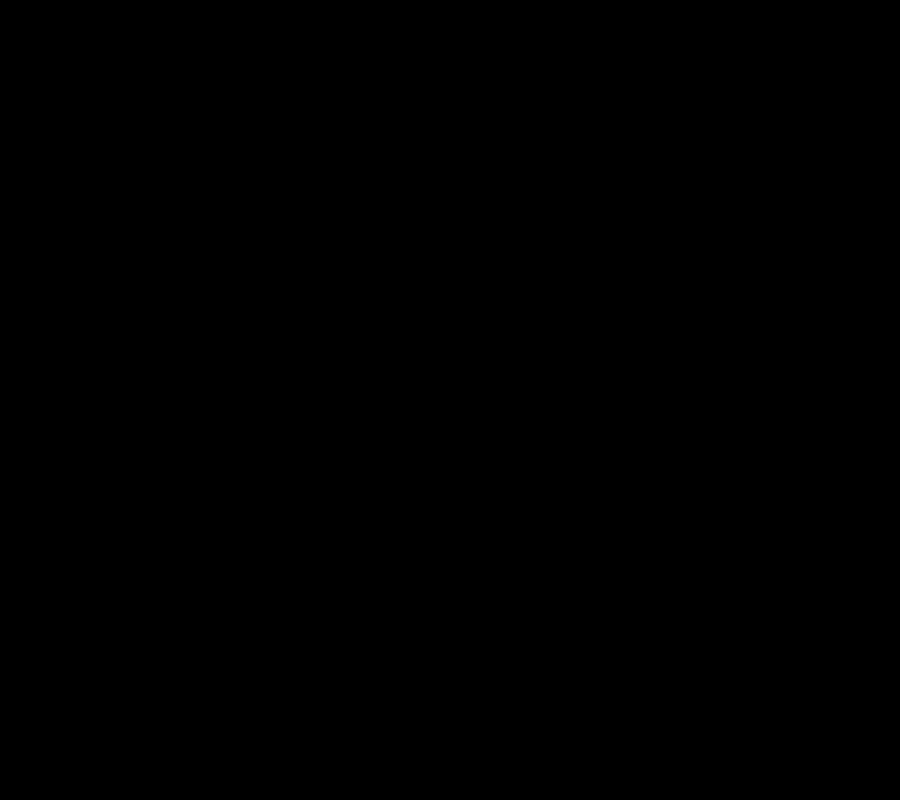 transparent black heart - 900×800