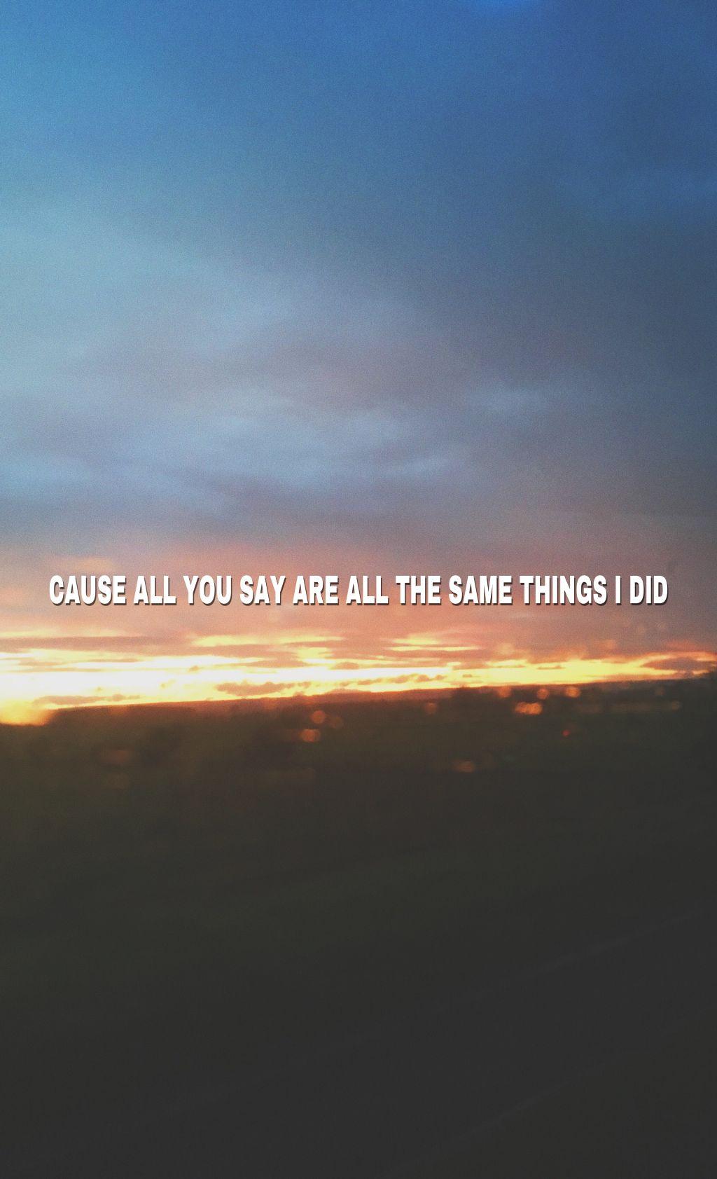 Billieeilish Copycat Quotes Quotessayings Lyrics Music