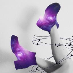 freetoedit galaxy galaxyboots