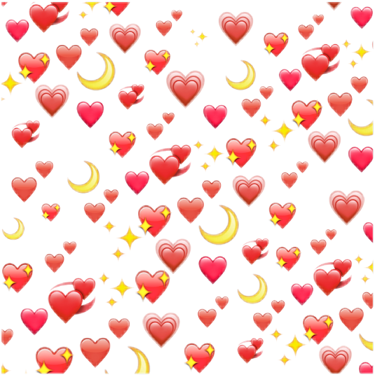 Emoji Wholesomememes Heartemoji Red