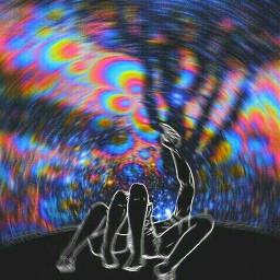 freetoedit rainbow twist people love