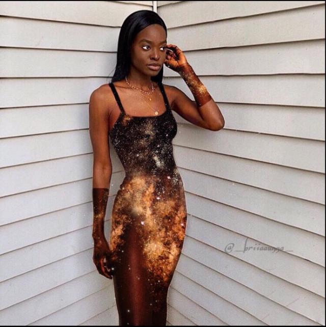 Galaxy Bae 📸:@windroseoutfitters #madewithpicsart #editedbyme #galaxyedit #galaxy #fashion