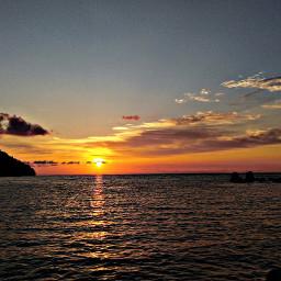 sunset beachday puertovallartademisamores puertovallarta beachtime freetoedit
