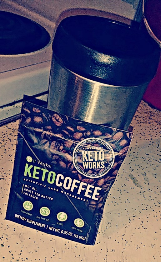 Started my morning off with #ketocoffee  and have experienced a different level of energy! Comment below if your interested in the keto coffee #itworks