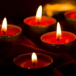 candle pcroundobjects roundobjects